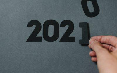 2021, année numérique ou l'avenir du présent.